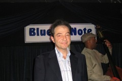 Concert at the Blue Note, New York - Anne Ducros 4tet, 2006