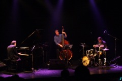Trio with Thomas Bramerie & Bruno Ziarelli, Poitiers 2007