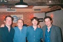 With George Garzone 4tet, Sunside, Paris 2003