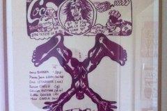 Chute Libre poster - Boulogne - 1977