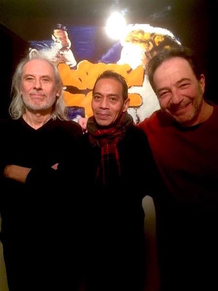 Avec Marc Bertaux & Tony Rabeson